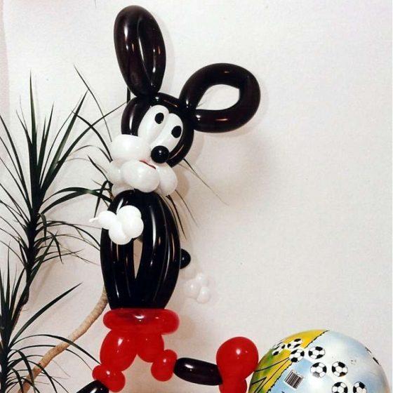Ballonshow-Ballonfiguren-MickyMouse