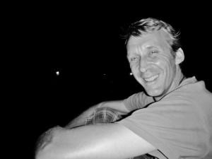 Michael Wibbelt: Jongleur, Stelzenläufer, Klinikclown
