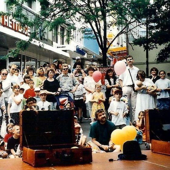 kleinkunst-micha-jonglage-kindershow-Stadtfest Siegen